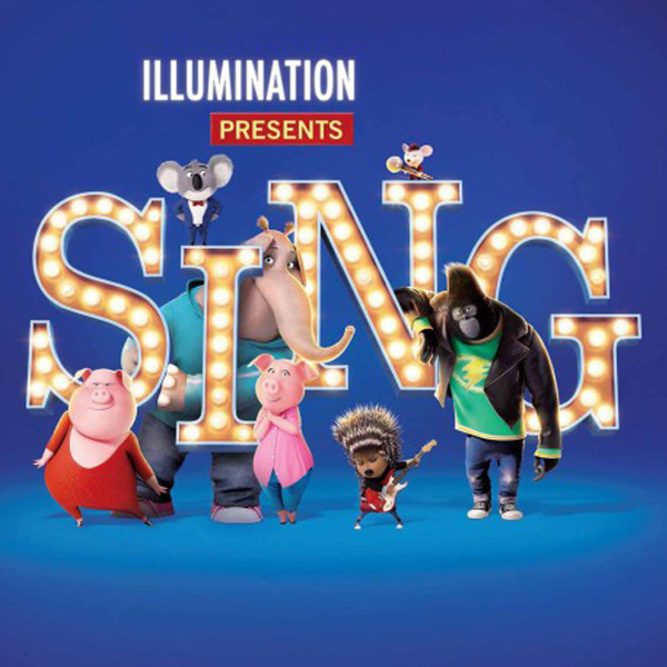 Sing, the movie