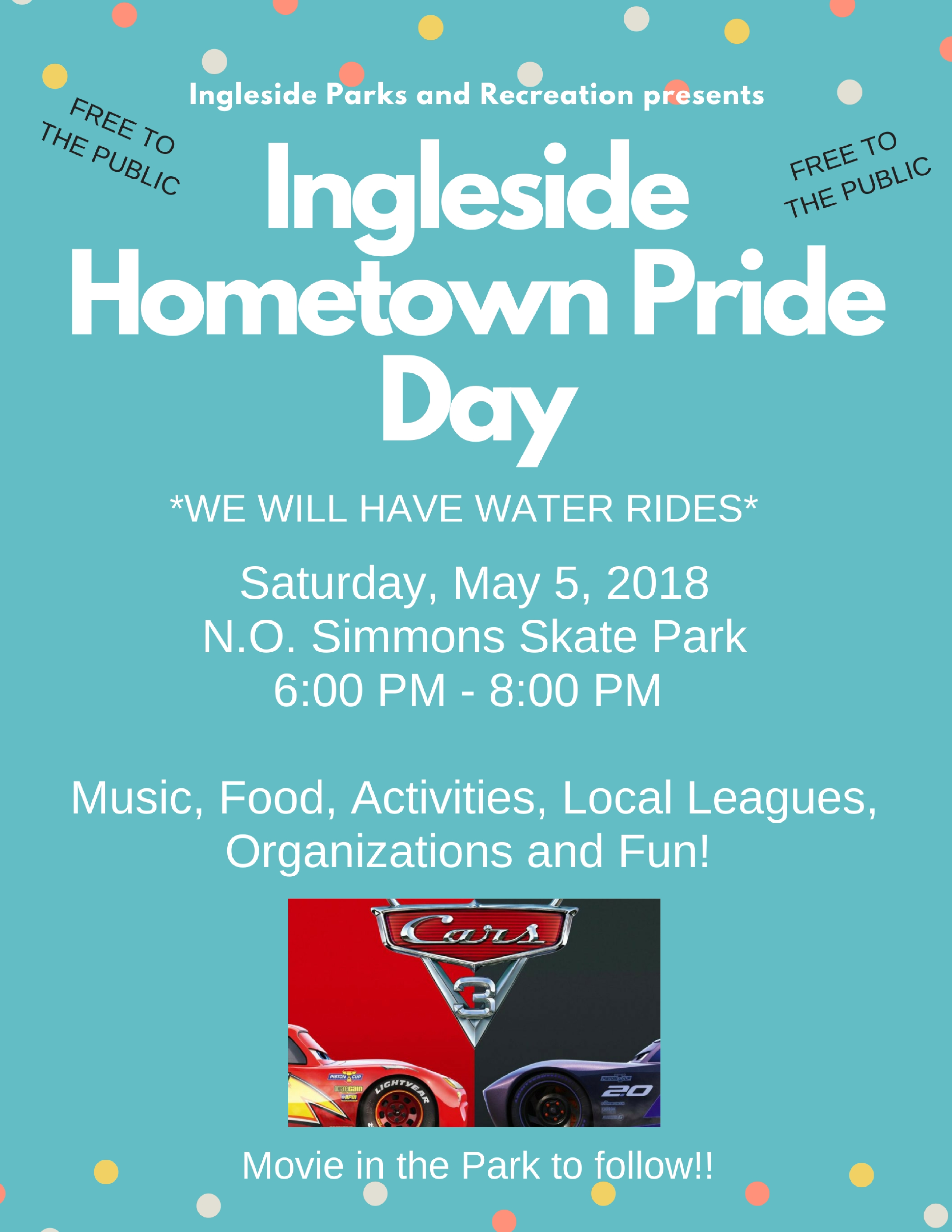 Hometown Pride Day 2018